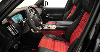 Interior customizing